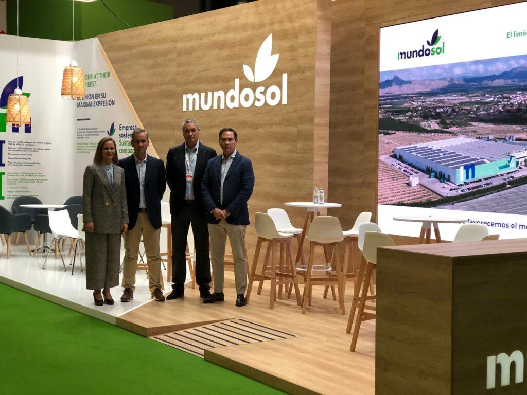 Mundosol Quality en Fruit Attraction 2019