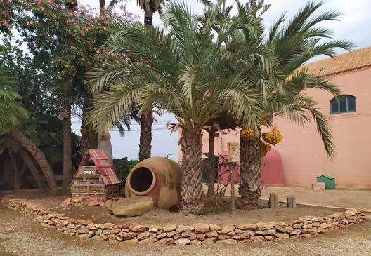 Parterre ubicado en la Finca Hacienda el Pino (MundosolQuality)